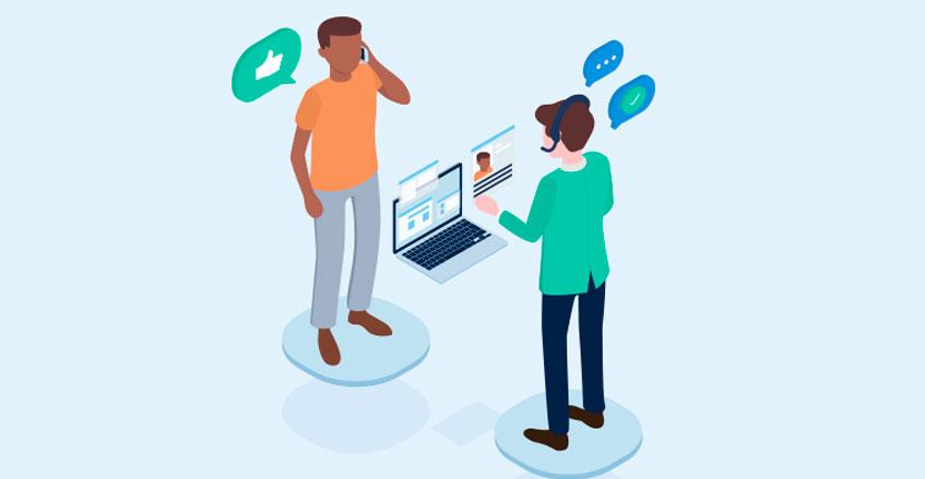 Como criar um novo solicitante na área do cliente?