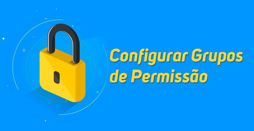 Sistema de vendas diretas e marketing multinível Maxnivel - Como configurar grupos de permissão?